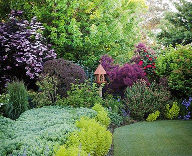 10 colourful gardens