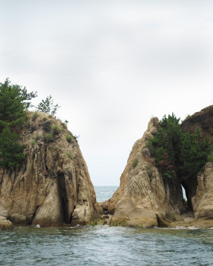Naoshima Island is an art haven.