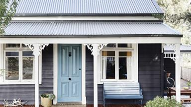 An interior designer's charming weatherboard cottage in Daylesford