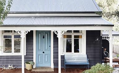 An interior designer's charming weatherboard cottage in Daylesford