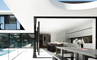 10 homes with arresting architecture