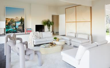This Hollywood home is the epitome of mid-century cool