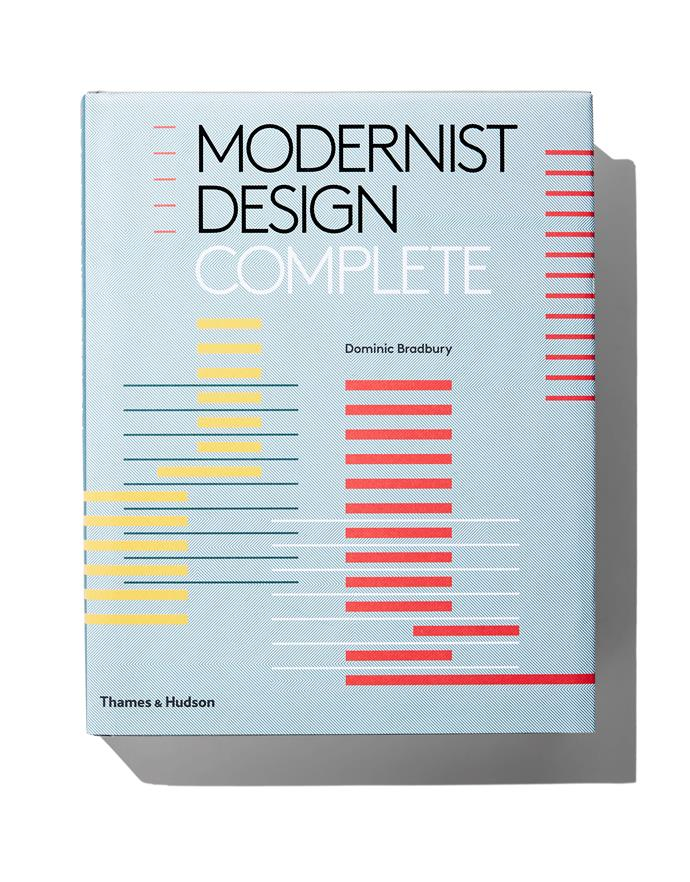 **MODERNIST DESIGN COMPLETE**<p> 'Complete' is the word for this sweeping survey 