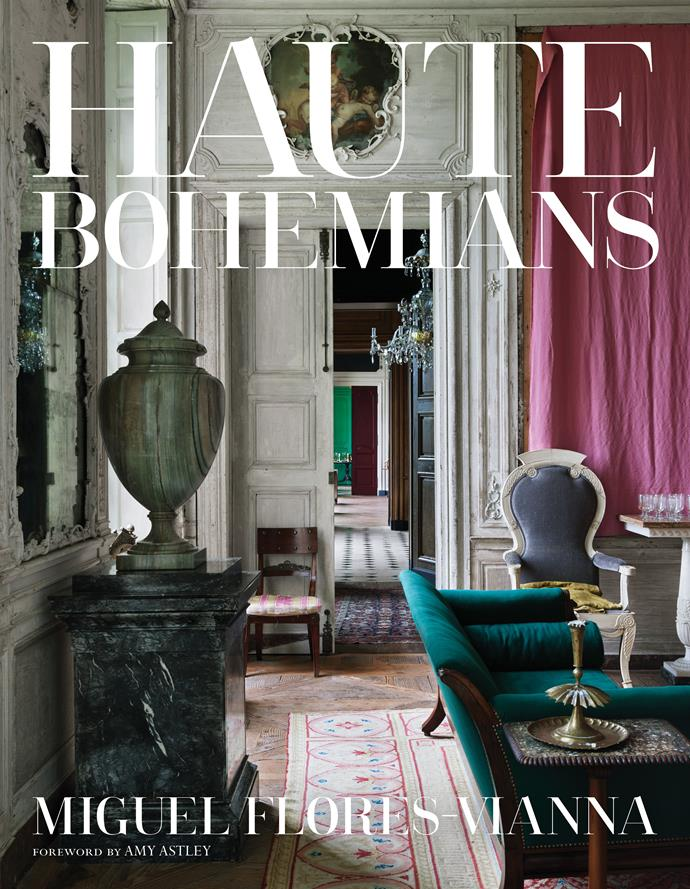 "**HAUTE BOHEMIANS - Miguel Flores-Vianna, Amy Astley**<p> As the title suggests this is an incredibly stylish and eclectic assortment of the homes of artists, interior designers, landscape architects and fashionistas, ranging from chateaux to beachside bungalows across four continents. Captured by well-travelled photographer Flores-Vianna, the images are a fascinating glimpse into the world of free-spirited and unconventional people and their charming abodes.  Vendome Press, $60.75, [Booktopia](https://www.booktopia.com.au/haute-bohemians-amy-astley/book/9780865653399.html?source=pla&gclid=CjwKCAjwiOv7BRBREiwAXHbv3PgXUhBdzYkogAMZgdnVkLvs784PvekH_kEkXsMqRWBBR-sBOjFyiBoCuxYQAvD_BwE|target=""_blank""