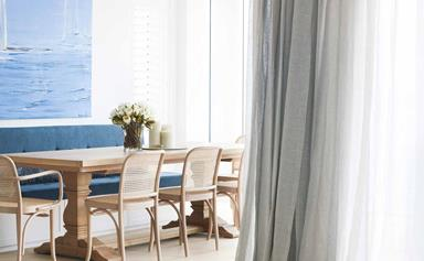 How to choose curtains, from fabrics to rods