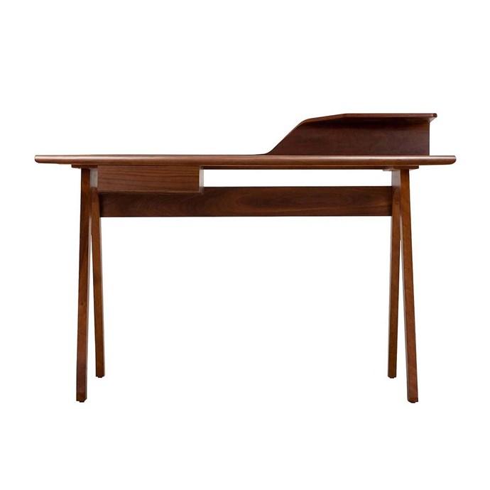 "Reuben Desk in walnut, $499, [Life Interiors](https://www.lifeinteriors.com.au/design-by-life-reuben-desk-walnut?gclid=CjwKCAiAqOriBRAfEiwAEb9oXY8PQ4UA4ghC6zE2A74WygpXscy9cJ66CyngWnWIcqsZG-c5HuaY_hoC6SsQAvD_BwEExternal target=""_blank"" rel=""nofollow"")"