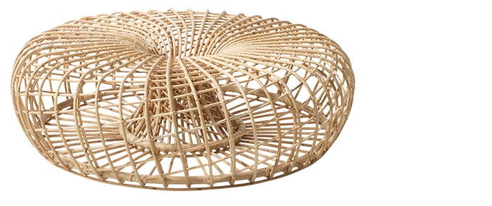 """Nest large footstool, $1178, [Specified Store](http://www.specifiedstore.com/