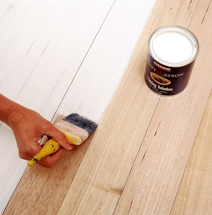 To ensure you achieve the best results, make sure to prepare your floor well. *Photo: bauersyndication.com.au