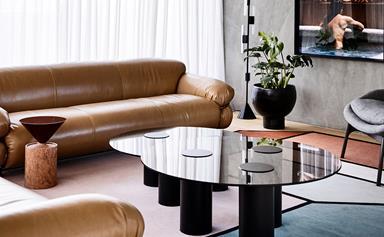 Curved furniture: 2019's next major design trend
