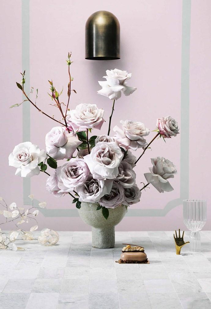 "*Styling: Jono Fleming | Floral styling: Myra Perez of [My Violet](http://www.myviolet.com.au/|target=""_blank""|rel=""nofollow"") | Photography: Edward Urrutia.*"