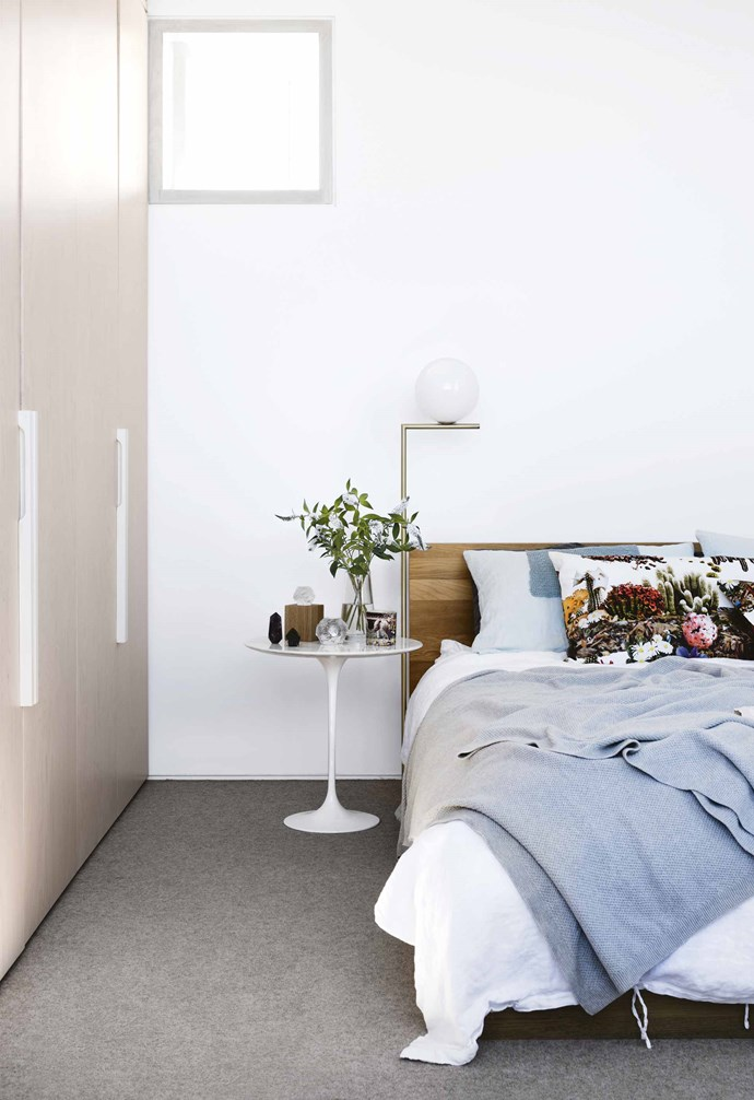 """A new bedroom was top of the wishlist, but where to squeeze it in without affecting the [facade](https://www.homestolove.com.au/fabulous-facades-18972