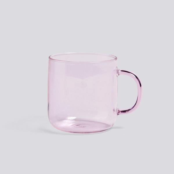 Borosilicate / Mug Pink