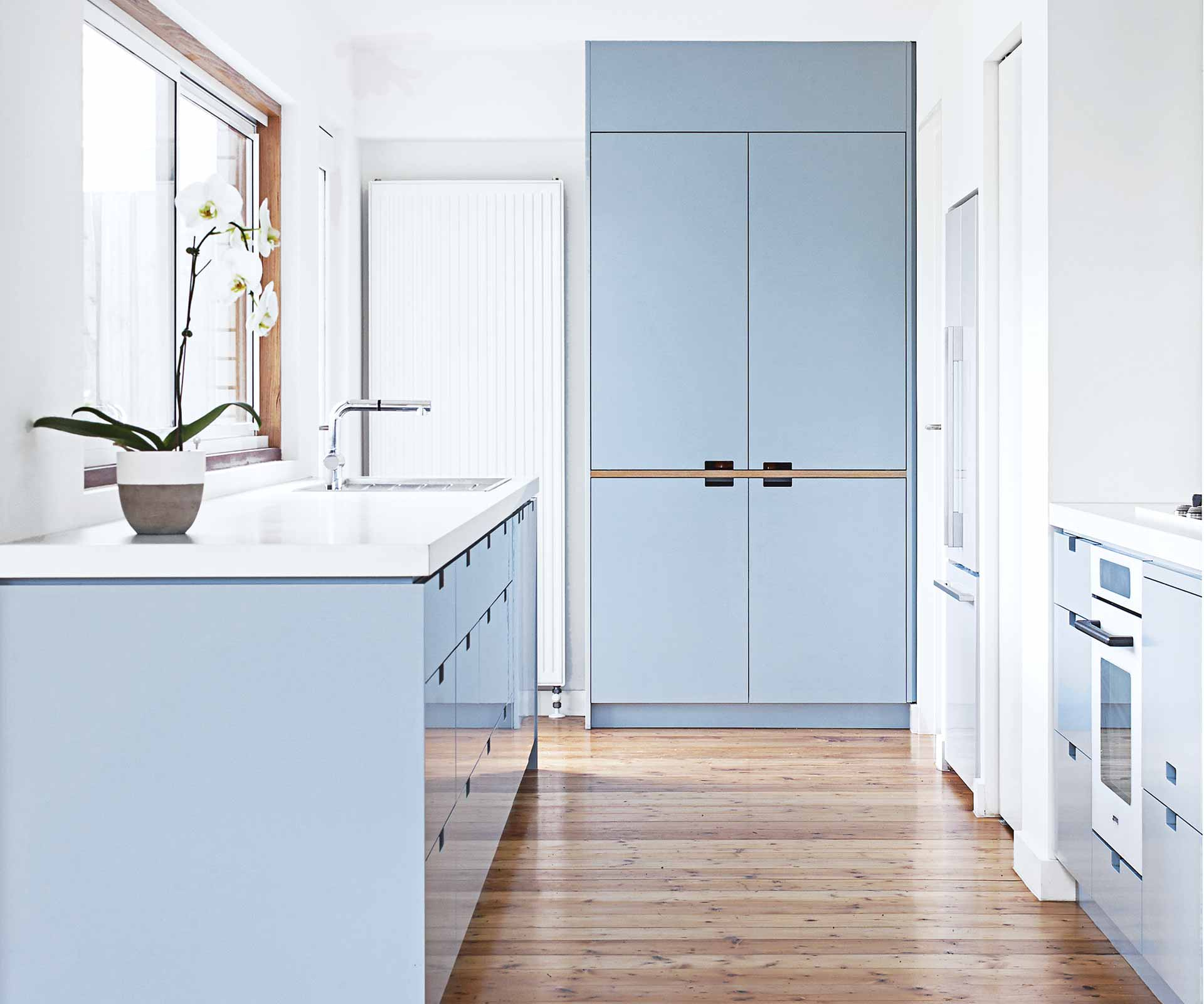 4 galley kitchen ideas that are full of inspiration