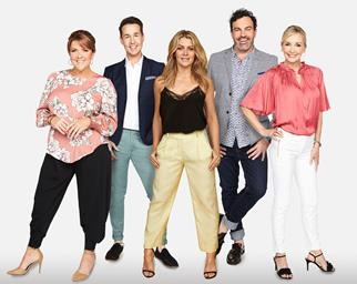 Changing Rooms cast Australia 2019