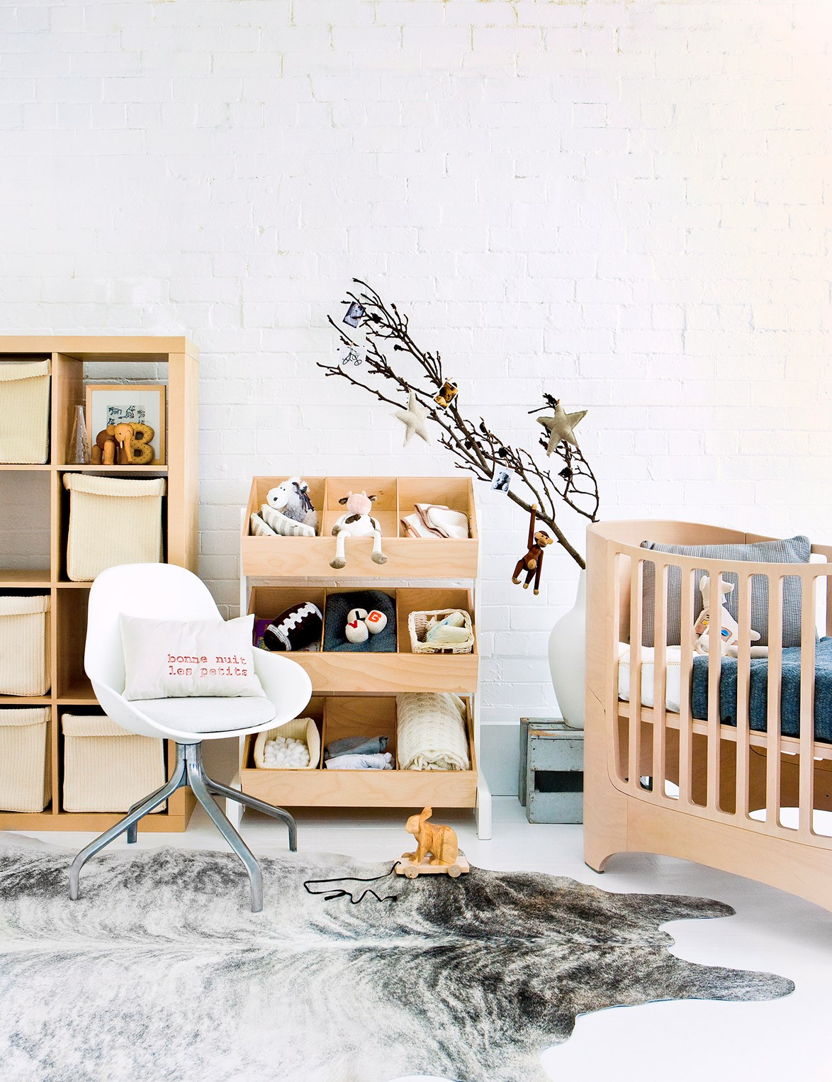 """After some stylish kids' storage ideas? [Check out these chic options](https://www.homestolove.com.au/kids-storage-furniture-13865