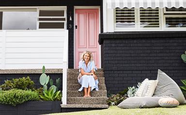Inspiring 8-week renovation of a 1960s red brick bungalow