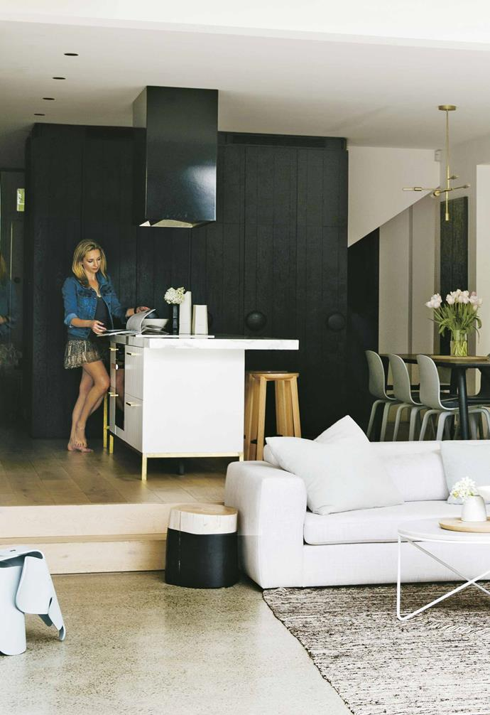 """The [deck](https://www.homestolove.com.au/balcony-and-deck-design-ideas-2458