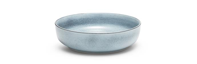 "RELIC Salad Bowl in Blue, $40, [Salt&Pepper](https://www.saltandpepper.com.au/sandp-relic-serving-bowl-blue-28x7cm|target=""_blank""