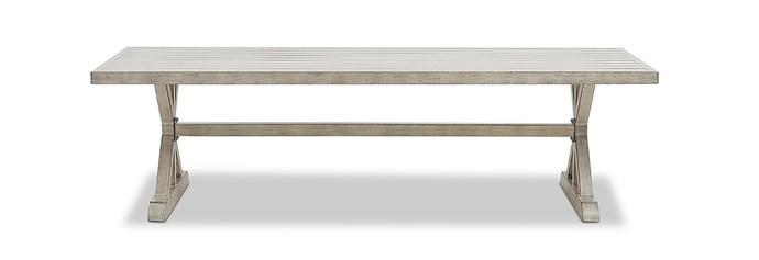 "Majorca Outdoor Dining Table, $999, [Amart](https://www.amartfurniture.com.au/outdoor/outdoor-tables/majorca-58953/|target=""_blank""|rel=""nofollow"")"