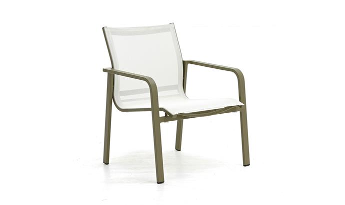 "Flamingo Lounge Chair, POA, [DOMO](https://www.domo.com.au/product/flamingo-lounge-chair/|target=""_blank""