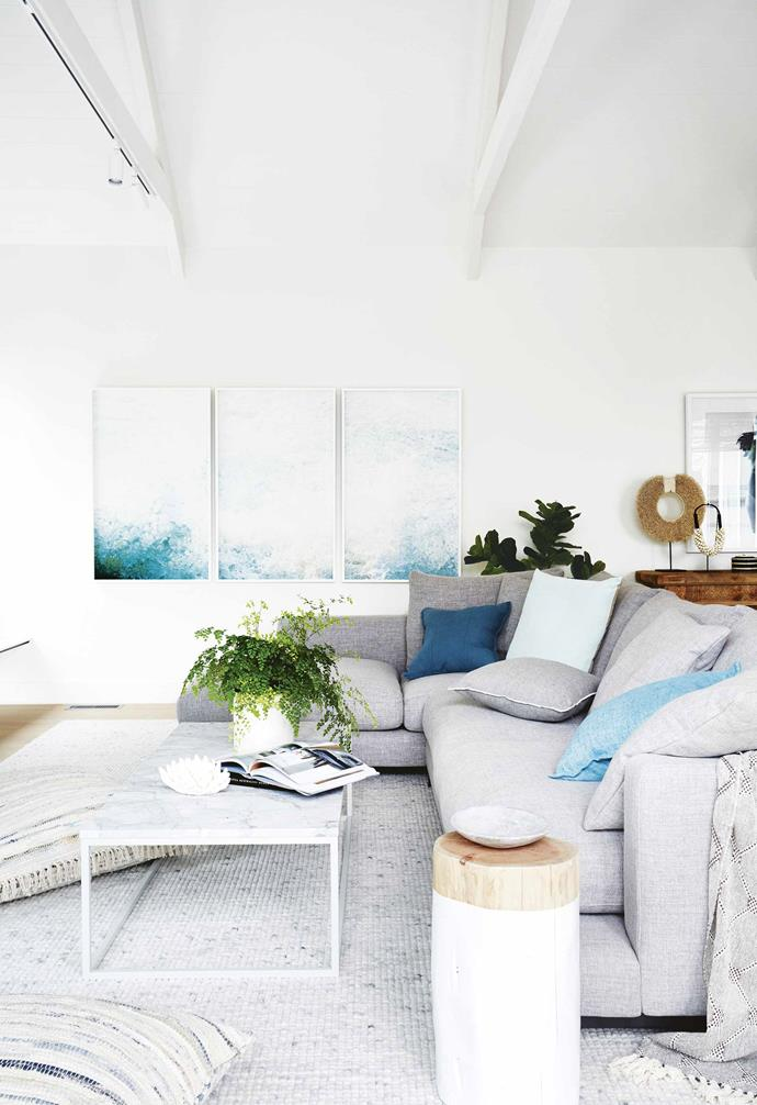 """We added a [cathedral ceiling](https://www.homestolove.com.au/ceiling-types-15321