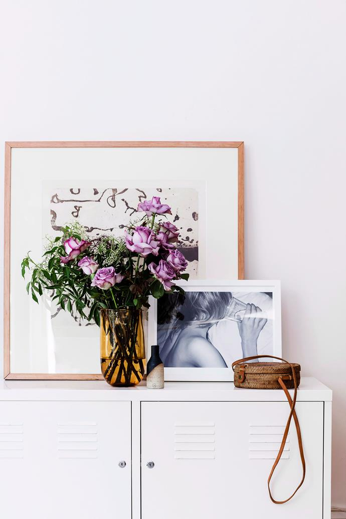 Keeping decorative items to a minimum will give a living room a sense of personality without feeling cluttered. *Photo: Maree Homer / bauersyndication.com.au*