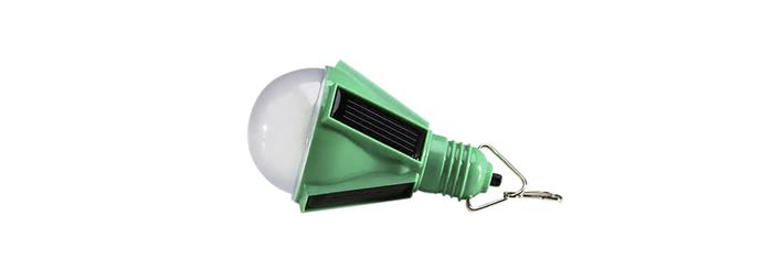 """Daytime charging of this economical light gives you up to six hours' use. NoKero 'N100' solar light bulb, $20, [biome.com.au](https://www.biome.com.au/
