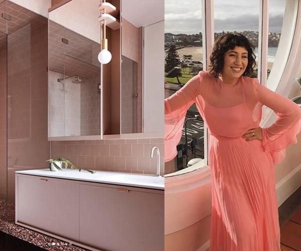 Zoë Foster Blake's bathroom renovation is beyond beautiful