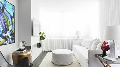 A simple coastal apartment in Sydney
