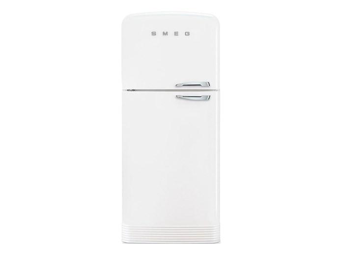 "FAB retro-style two-door fridge/freezer, $4390, [Smeg](https://www.smeg.com.au/refrigeration/coloured-fab-32/|target=""_blank""|rel=""nofollow"")"