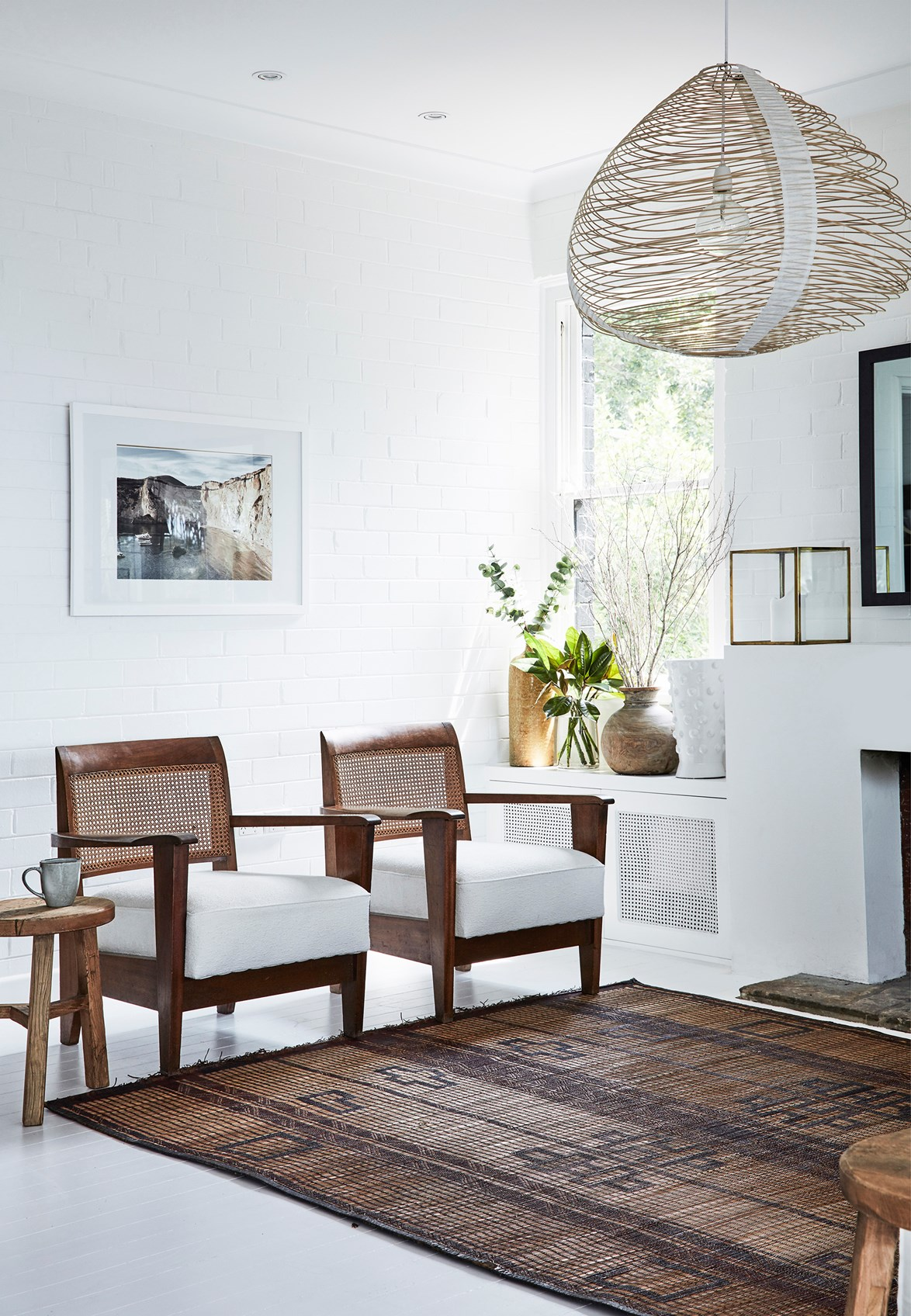 """The owner of this [rustic coastal home](https://www.homestolove.com.au/rustic-coastal-style-home-19795