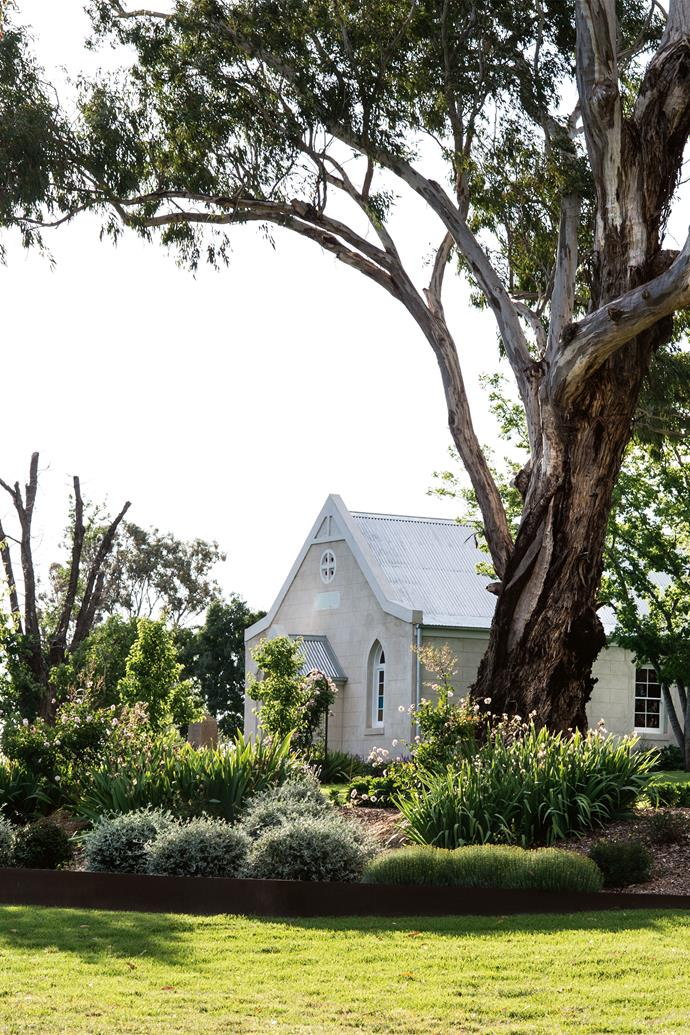 "<p>**GOONOO GOONOO STATION, NSW**<p> Turn back time and tie the knot in a totally restored 19th Century village just 25 minutes south of Tamworth at [Goonoo Goonoo Station](https://www.homestolove.com.au/historic-garden-restoration-14024|target=""_blank""). With hectares of landscaped gardens, you could hold the wedding ceremony outdoors before heading into the restored – yet rustic – converted woolstore. And if it rains, it won't matter because an old chapel can act as a back-up! When the party's done and dusted, your guests can retreat to rooms on the property with a range of on-site accommodation options available.<p> <p>**For more information, visit [Goonoo Goonoo Station](https://www.goonoogoonoostation.com/