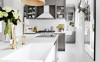 Neale Whitaker's country kitchen renovation