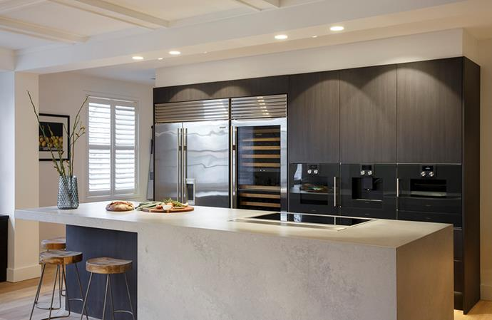 """It's all about the refined Scandi-style cabinetry in this contemporary kitchen. The  doors help to elevate the existing elements of the room to create a more polished look. *Image: supplied / [Freedom Kitchens](https://freedomkitchens.com.au/