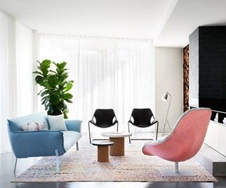 colourful home interior