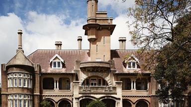 Iandra Castle in Greenthorpe is a hidden gem in rural NSW