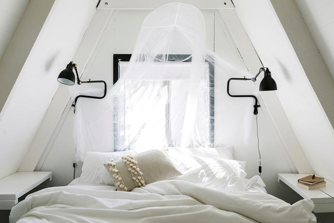 Bedrooms are made up beautifully with fresh linens provided. The decor is understated with a Scandi-meets-Aussie vibe.