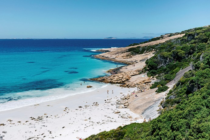 Many guests use Esperance Chalet Village as a base to enjoy the surrounding beaches, such as Cape Le Grand and Lucky Bay.