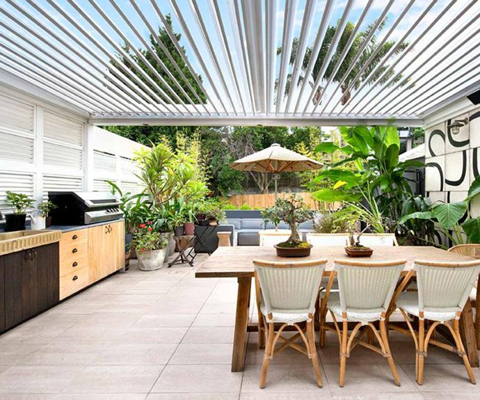 "The outdoor entertaining area features a stunning built-in barbecue and outdoor kitchen area. *Image courtesy of [Domain](https://www.domain.com.au/4-22-24-blaxland-road-bellevue-hill-nsw-2023-2014980183|target=""_blank""