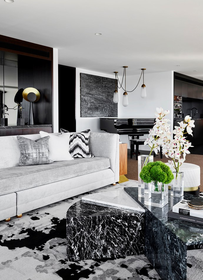 """Poco Designs' Poppy and Charlotte O'Neil created a [luxe Sydney apartment](https://www.homestolove.com.au/a-luxe-sydney-apartment-with-bespoke-interiors-19676t