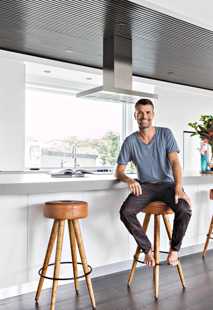 """The [kitchen](https://www.homestolove.com.au/modern-kitchen-ideas-18756