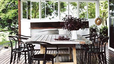 A cottage on the Great Ocean Road with Nordic style