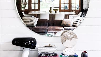 The magic of decorating with mirrors