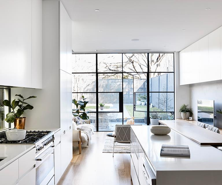 Modern Renovation Of An Old Victorian Terrace Real Living