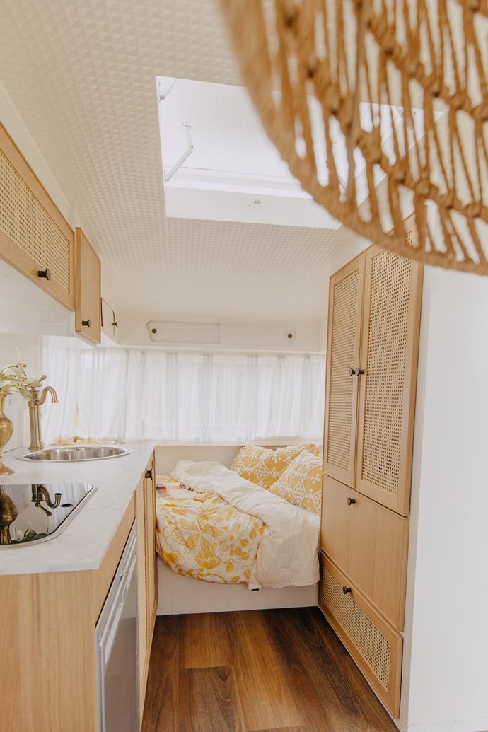 A new custom mattress from Makin Mattresses provides next-level comfort.