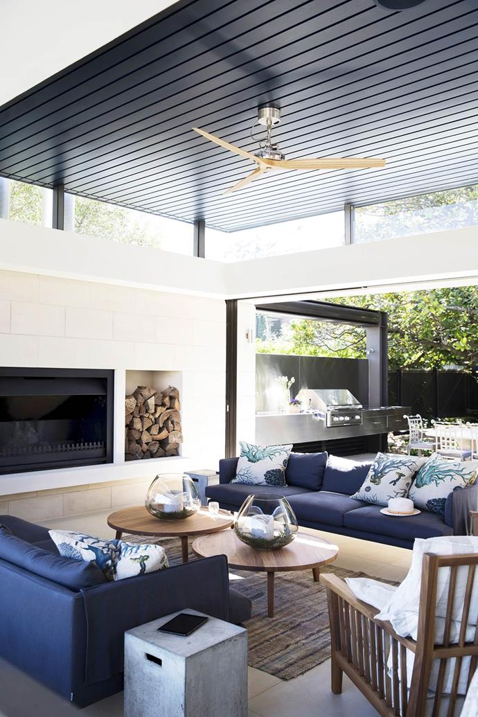 "The addition of a dramatic ['box' extension](https://www.homestolove.com.au/gallery-prues-hidden-federation-gem-2581|target=""_blank"") has transformed this home in Sydney's Mosman into a family-friendly gem. *Photography*: Chris Warnes 