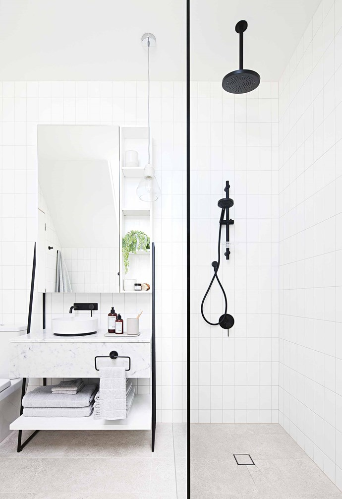 """**What surprised you most when you moved in?** How relaxing the space is and how quickly everyone settled into the house. It felt like home from day one – it's a very easy house to live in.<br><br>**Ensuite** [Exclusive Cabinets](https://www.exclusivecabinetry.net/