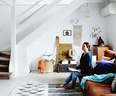 The vintage coastal makeover of a run-down WA home