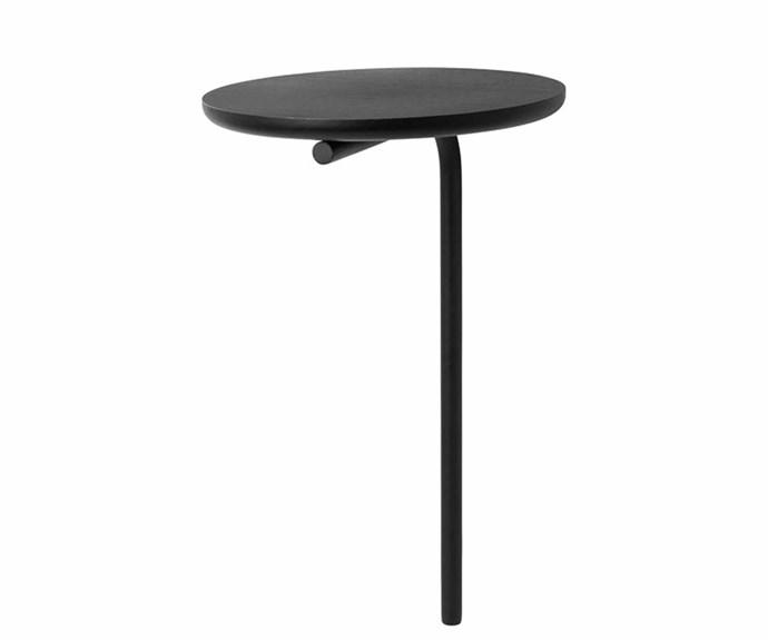 "Ferm Living 'Pujo' wall table, $339, [Designstuff](https://www.designstuff.com.au/|target=""_blank""|rel=""nofollow"")."