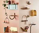 Style statement: 9 of the best floating wall shelves